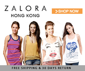 Beachwear Summer Sale @ Zalora Hong Kong!